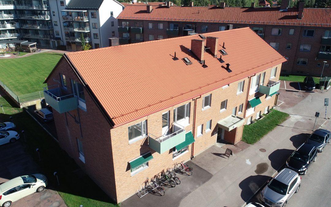 Nya lägenheter i centrum